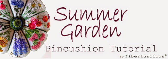 Summer Garden Tutorial