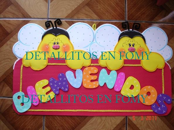 El hada de la sala amarilla enero 2012 for Asistenciero para jardin de infantes
