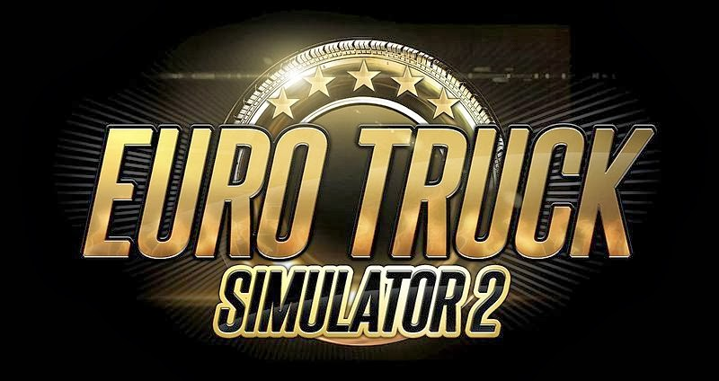 Euro Truck Simulator 2 PC Game Cover