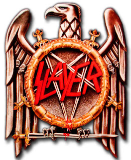 Slayer Logo Aguila