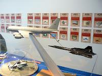 Lockheed - SR-71A Blackbird fent benzina des del Boeing KC-135Q Stratotanker (Boeing 707)