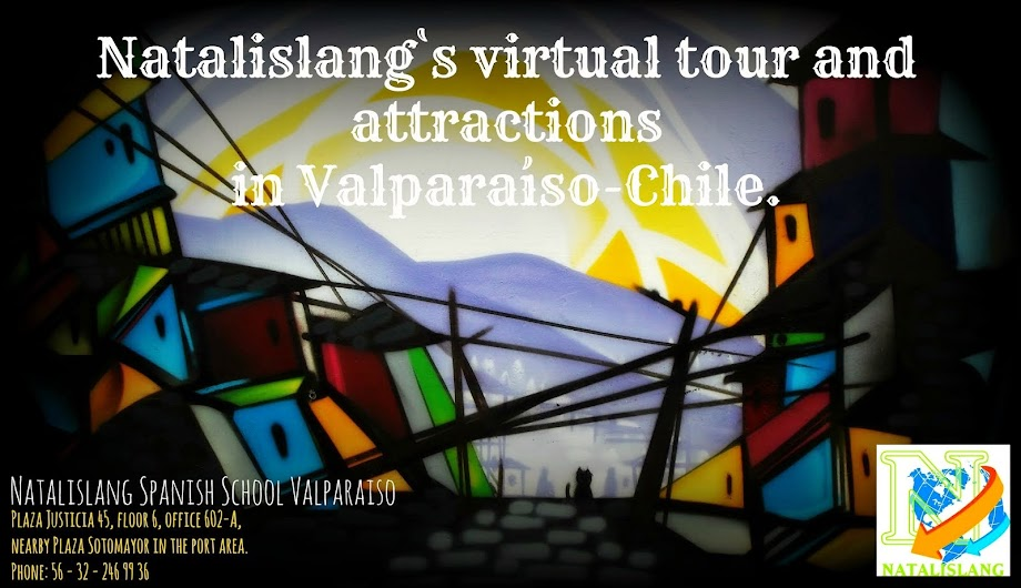 Natalislang's Virtual Tour and attractions in Valparaíso