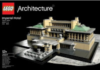 Lego Architecture Series4
