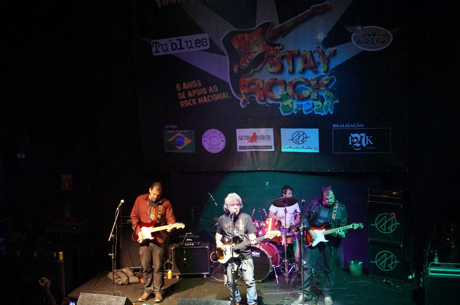 6° Aniversario Stay Rock