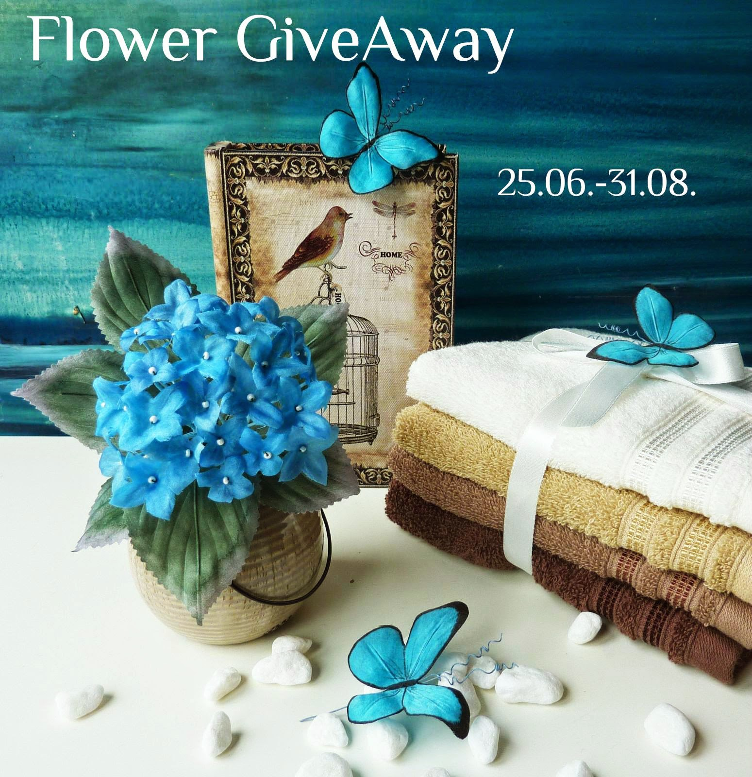 Flower GiveAway