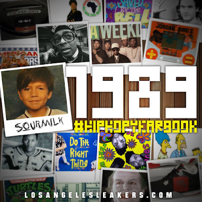 DJ Sourmilk - 1989 (2012)