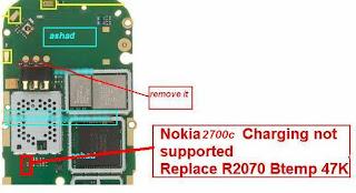 Trik Jumper Cas Nokia 2700c