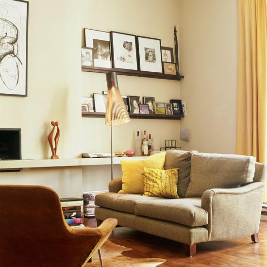 New home interior design take a tour of a retro home