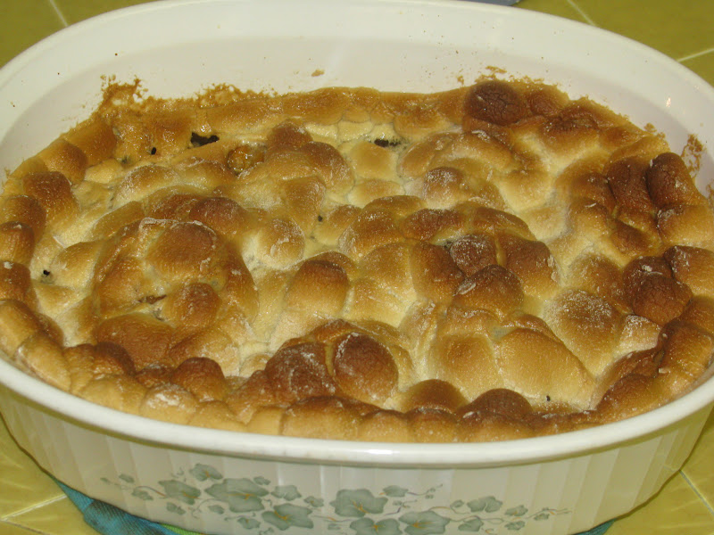Old Fashioned Candied Yams With Marshmallows