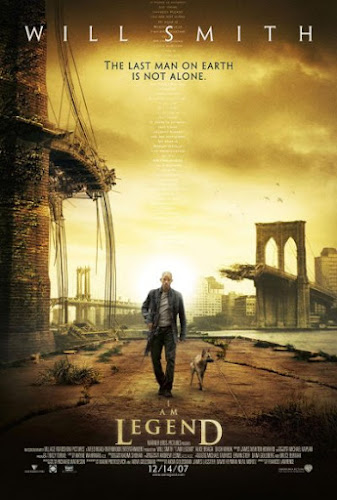 I Am Legend (BRRip 1080p Dual Latino / Ingles) (2007)