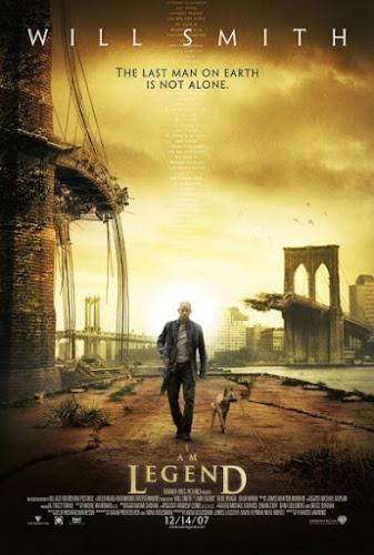 I Am Legend (BRRip 1080p Dual Latino / Ingles) (2007)
