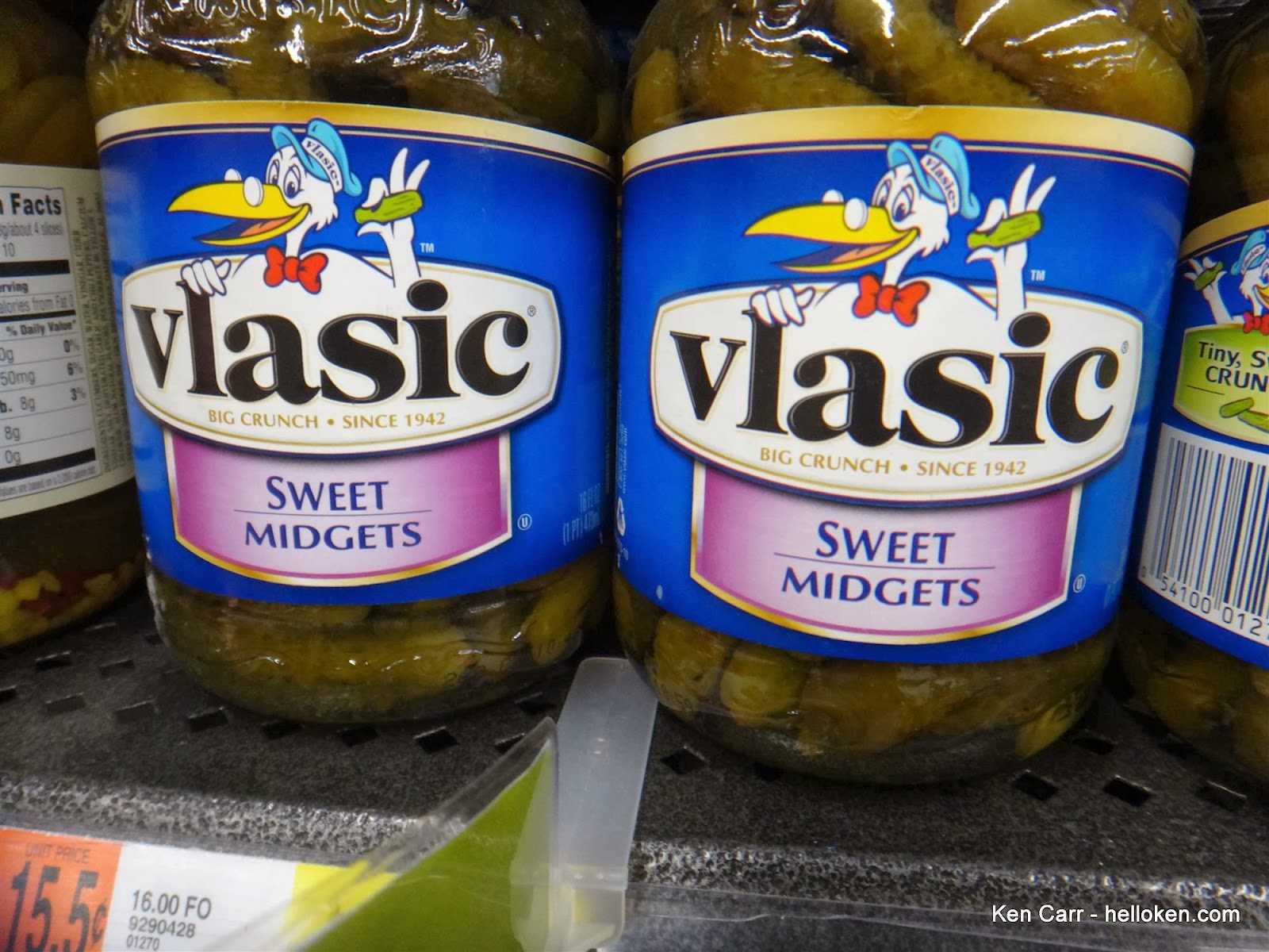 walmart vlasic deal - there's an awesome new printable $1/1 vlasic coupon available making it free at walmart this is just in time for memorial day when you may want to stock u - vlasic relish coupon deal = free at walmart | coupons.