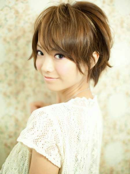 Short Asian Hairstyles