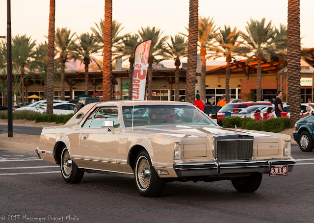 1979 Lincoln Mark V Cartier