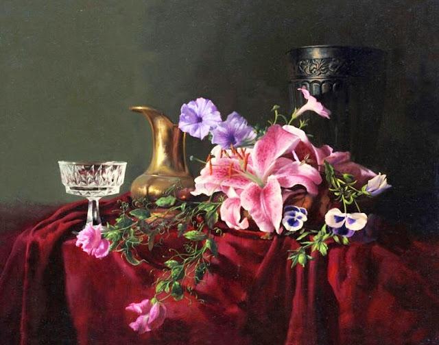 orquidea-pintada-al-oleo