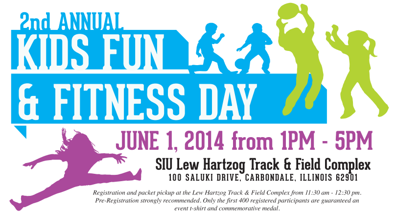 KIDS FUN & FITNESS DAY 2014