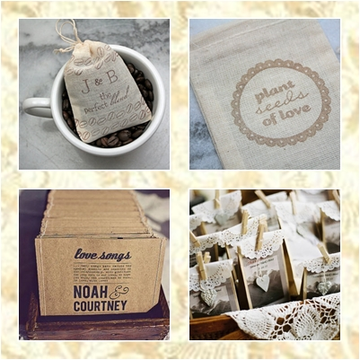 wedding favor ideas- favors-personal favors-party favors-bride and groom favors