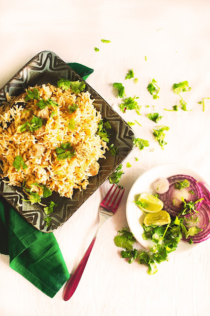 how to cook vegetarian soya chunk pulao