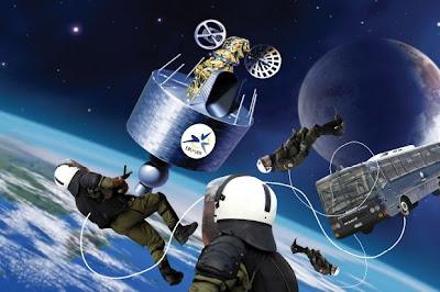 ΣΟΚ! Επέμβαση των ΜΑΤ στον δορυφόρο της EBU που αναμεταδίδει ΕΡΤ !!!