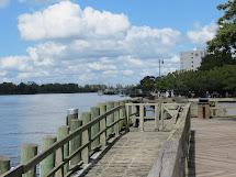 Sea Eagle Barefoot Landing Wilmington Nc