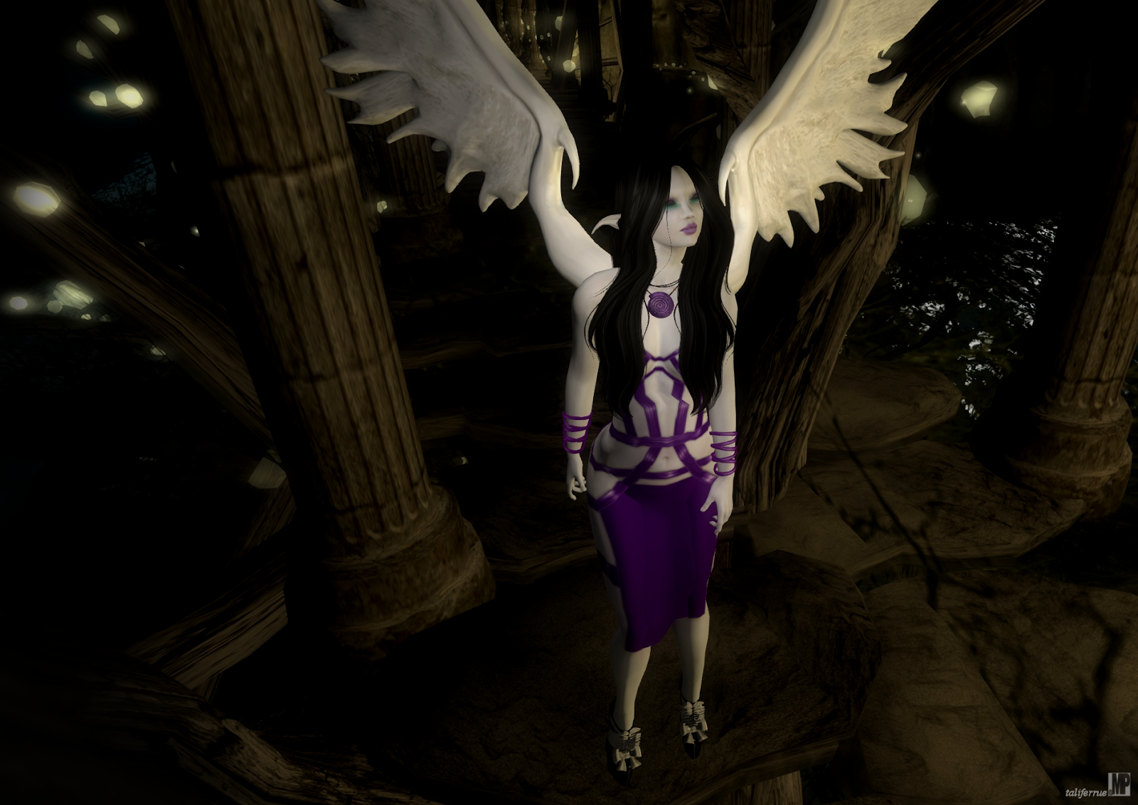 Second Life Fantasy Roleplay Fashion Review.