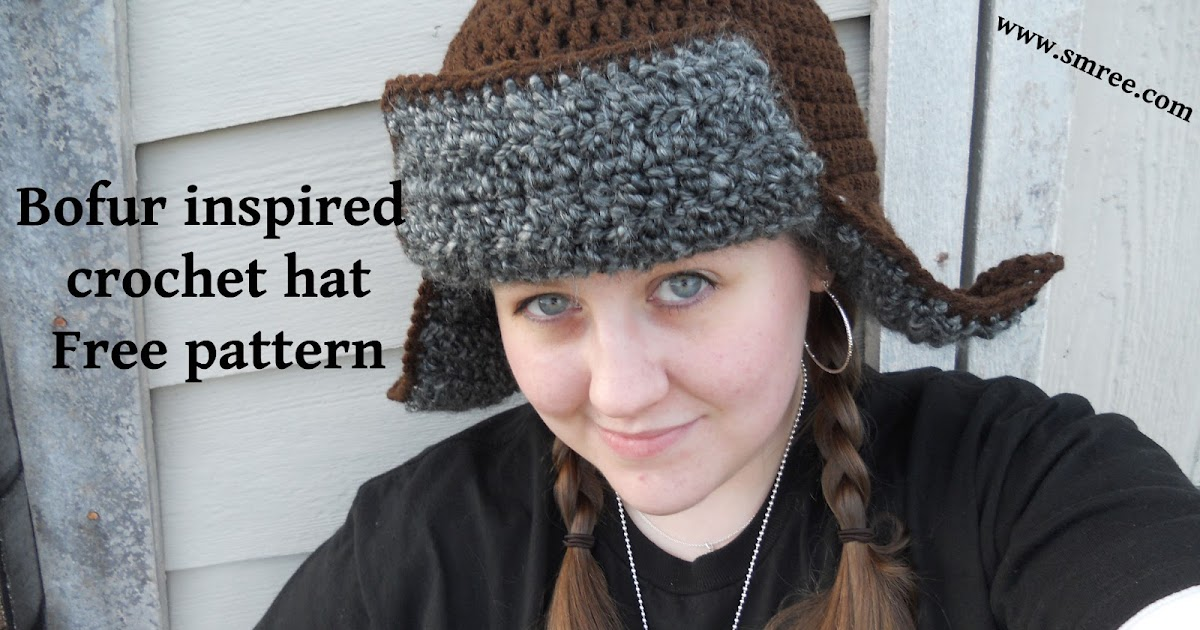 Made By Smree Bofur Inspired Hat Pattern