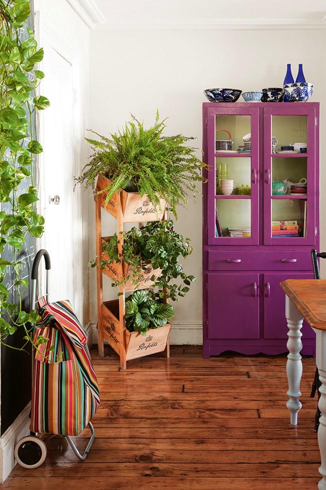 10 maneiras incr veis de usar plantas de interior decora o e ideias - Plantas de interior baratas ...