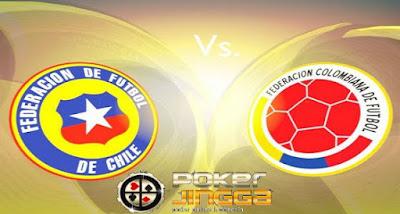 prediksi skor bola chile  vs colombia 13 november 2015