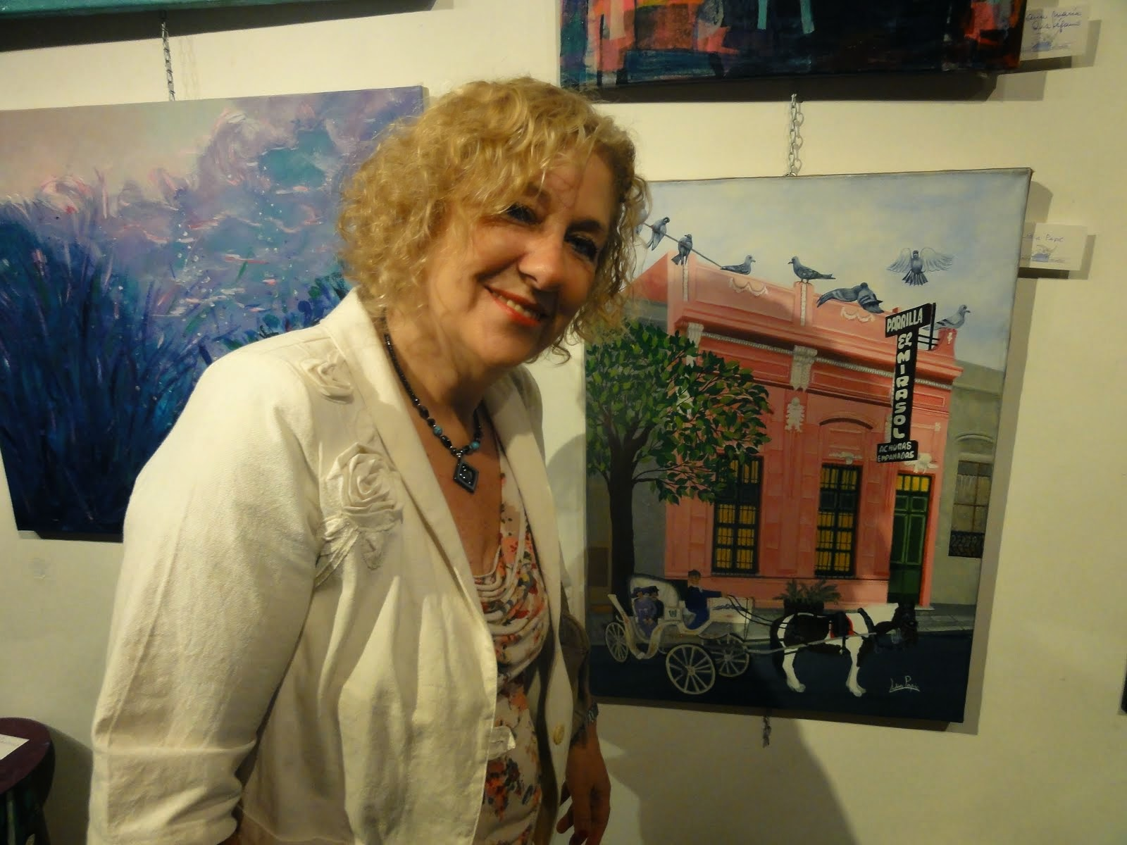 GALLERY NIGHT EN LAURA LAMBRE STUDIO