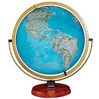 Byrd Globe