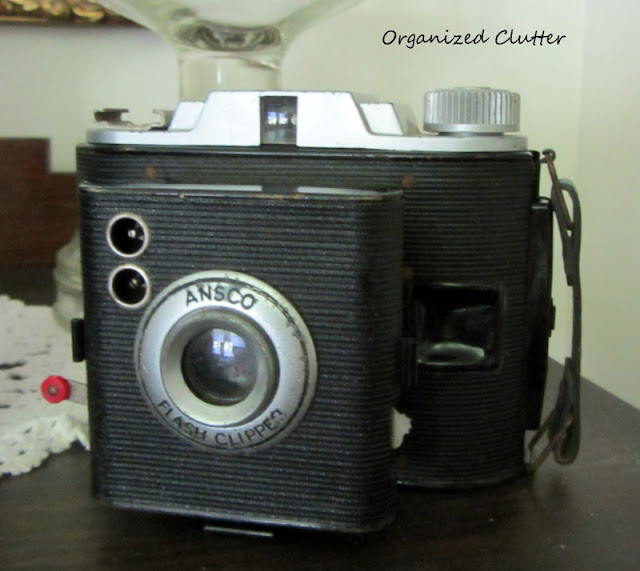 Ansco Flash Clipper Vintage Camera