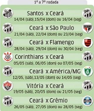 Brasileirão 2018 primeiro turno