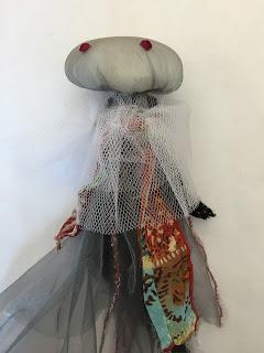 handmade jellyfish