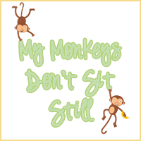 My Monkeys Don't Sit Still