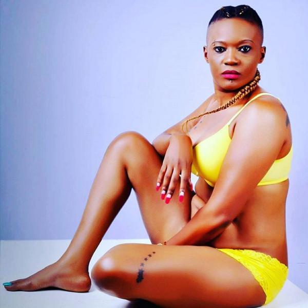 Sorry, Uganda singer leaked nude