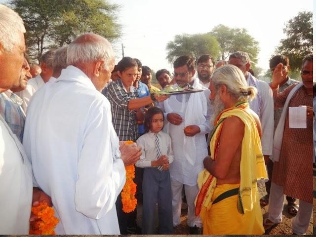 Bharat Parikrama Yatra: Now at Northern States of Bharat