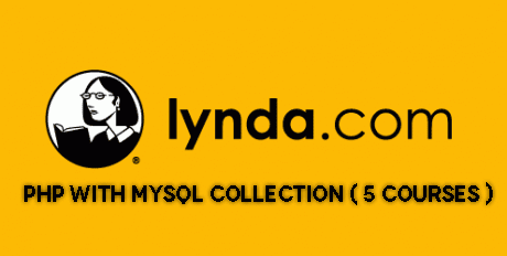 Lynda.com - PHP with MySQL Collection (5 courses)