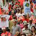 Manifestantes podem ter recebido diária para participar de ato pró-Dilma