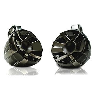 Black Skylon Vector 8 Speakers