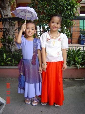 Philippine Costume