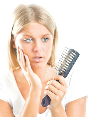 hair loss treatment and diet