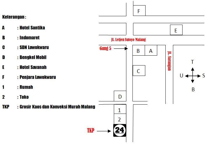 Peta Lokasi