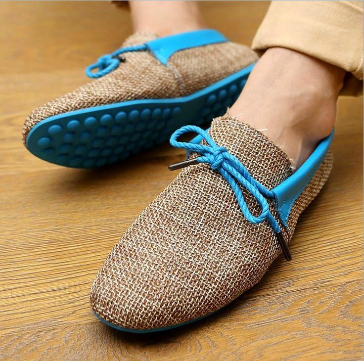 แฟชั่นรองเท้าสำหรับผู้ชาย