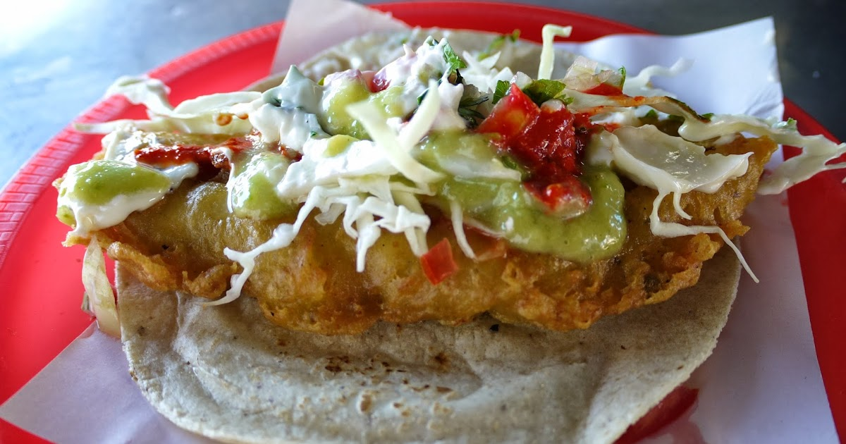 Street gourmet la fixing the wall street journal 39 s the for Best fish taco recipe in the world