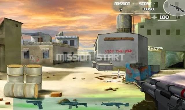 Anti Terron Shooter