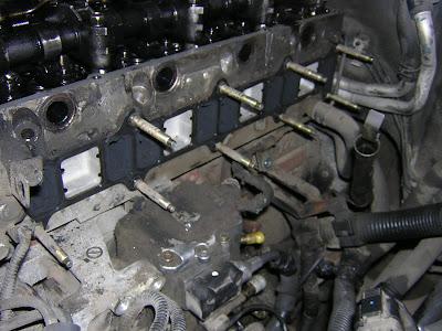 ремонт дизелей мицубиси