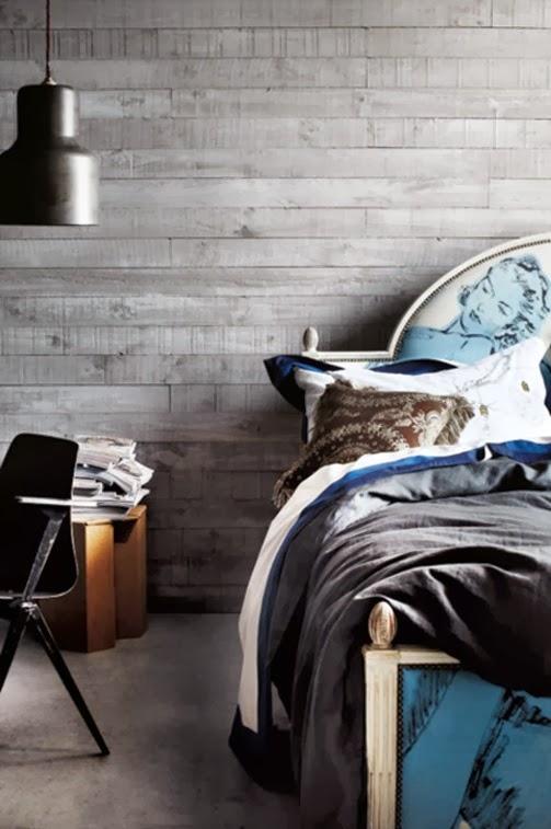 foto dormitorio hombre soltero