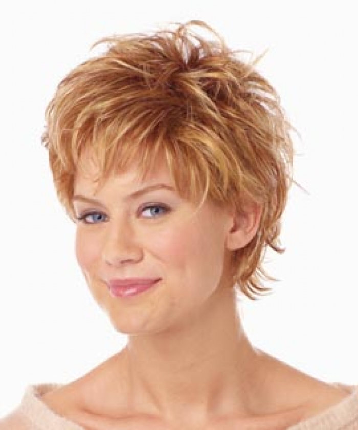 Styling Short Hair : SHORT BLACK HAIRSTYLES: Short hairstyles for older women