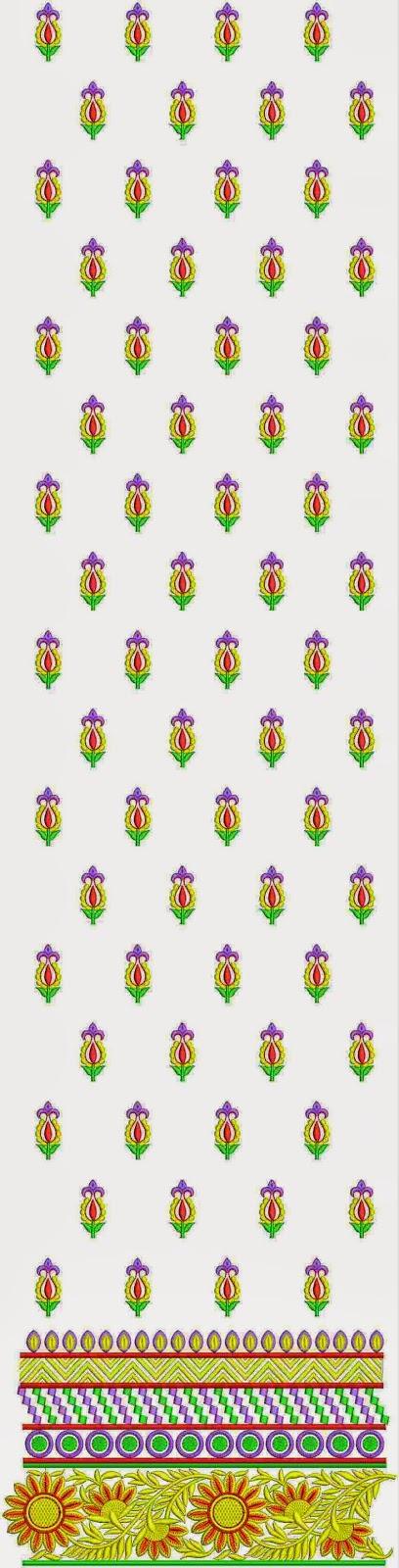 Hawaiian kruis steek grasperk pak