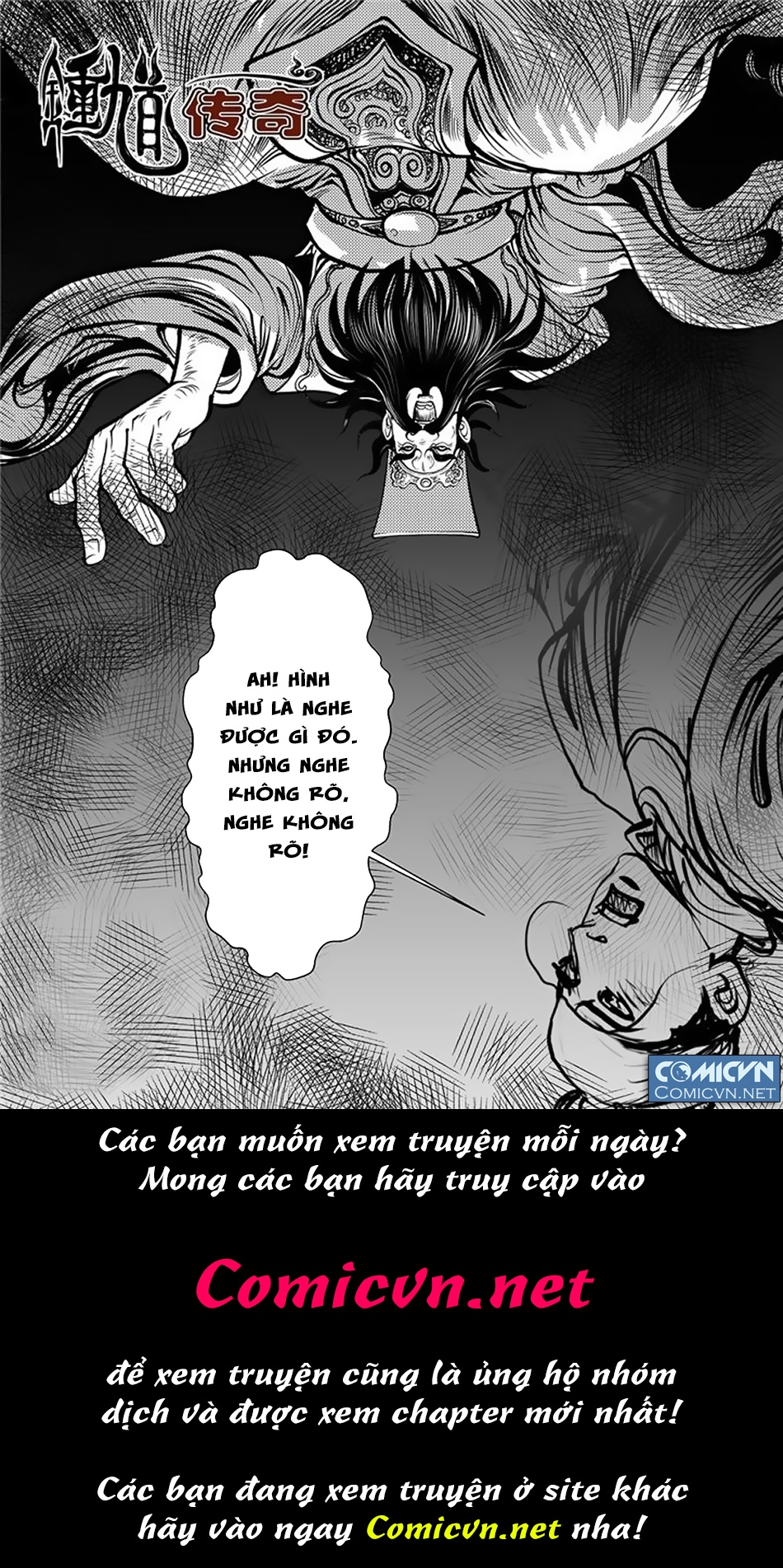 Chung Quỳ Truyền Kỳ Chapter 52 - Hamtruyen.vn